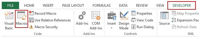 Create Summary Worksheet with Hyperlinks in Excel - Macros