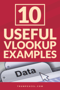 10 VLOOKUP Examples For Beginner & Advanced Users