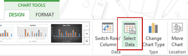 Dynamic Target Line in Excel - Excel Chart Select Data