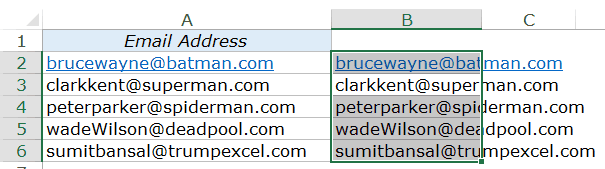 How to Extract a Substring in Excel (Using TEXT Formulas)