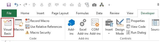 Delete Blank Rows in Excel - VBA