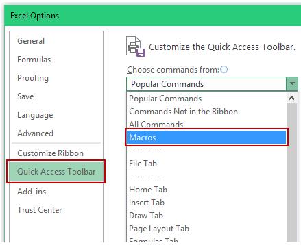 Delete Blank Rows in Excel - macro