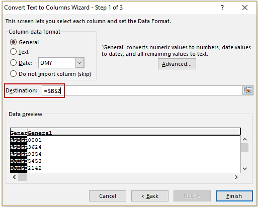 excel-text-to-columns-first-five-characters-step-3