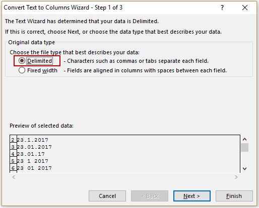 excel-text-to-columns-invalid-dates-step-1