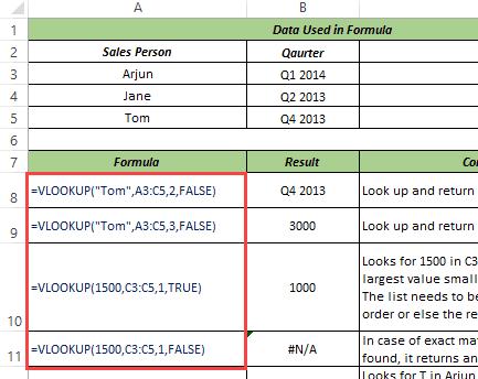 Display The Formulas Used In This Worksheet  Algebra ...