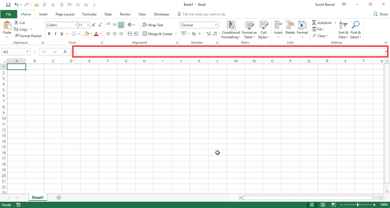 learn excel basics online tutorials for beginners