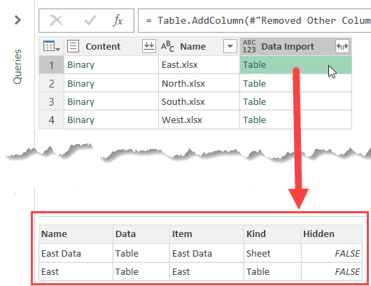 Combine Data from Multiple Workbooks in Excel (using Power ...