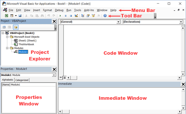 Visual Basic Editor - How to Open and Use it in Excel