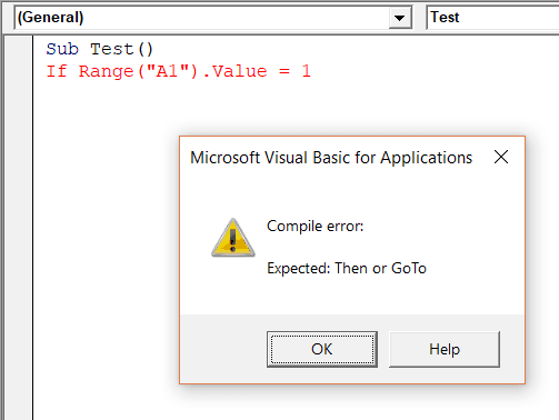 Excel VBA Error Handling - All You Need to Know!