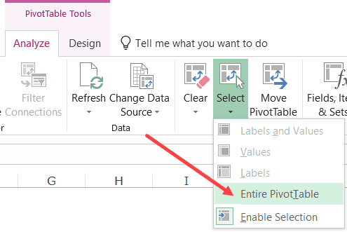 How to Delete a Pivot Table in Excel (Easy Step-by-Step Guide)