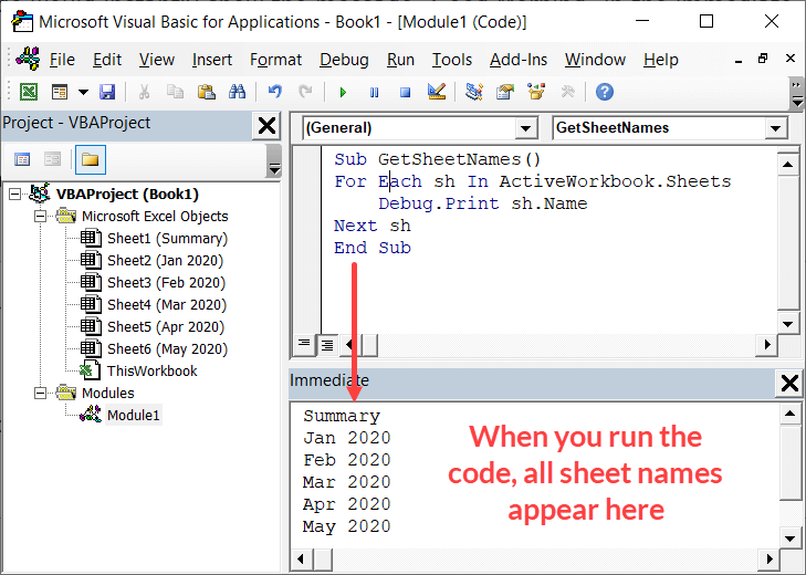Excel Vba Immediate Window 5 Awesome Ways To Use It Trump Excel