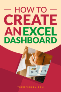 How to create an Excel Dashboard